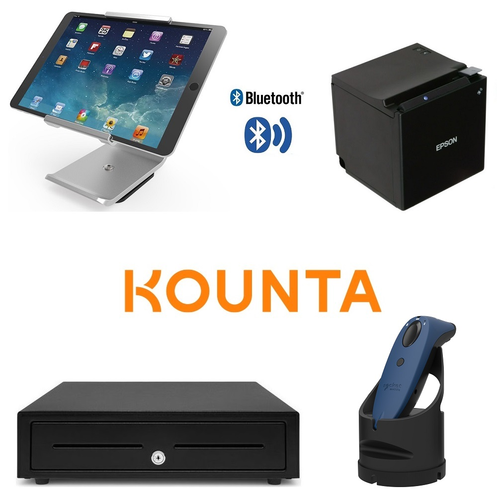 Kounta iPad POS Hardware Bundle #1