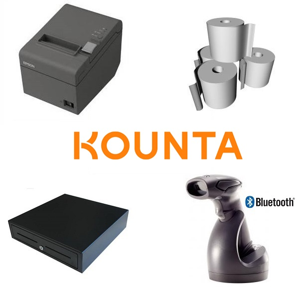 View Kounta Pc Pos Hardware Bundle #2