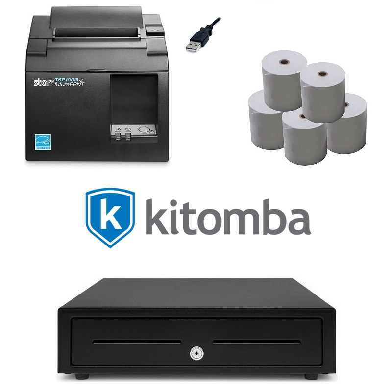 View Kitomba POS Hardware Bundle #1