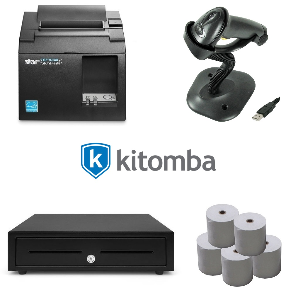 View Kitomba POS Hardware Bundle #2