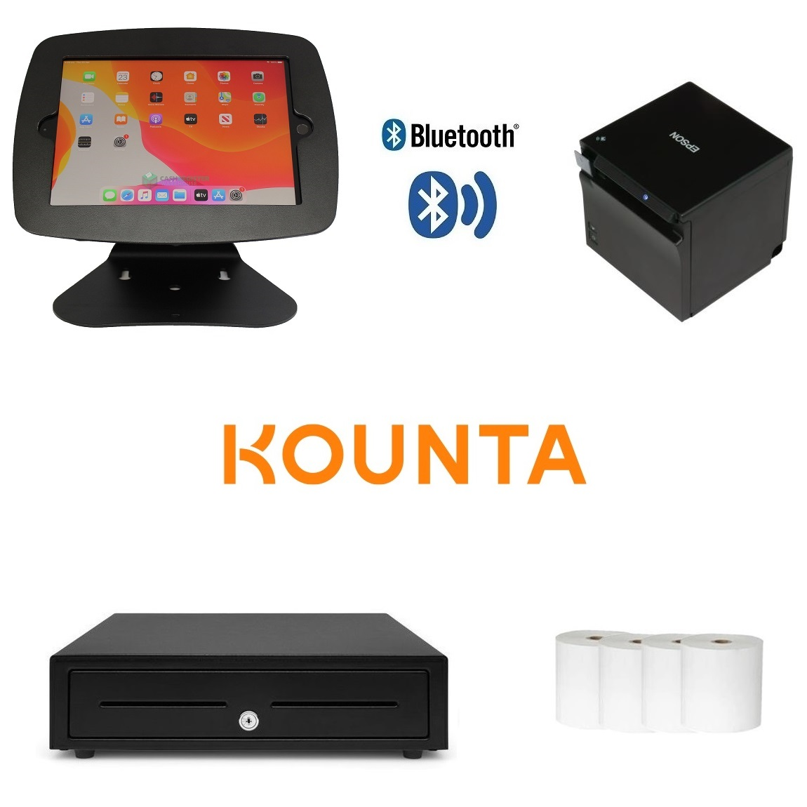 View Kounta POS Hardware Bundle #10