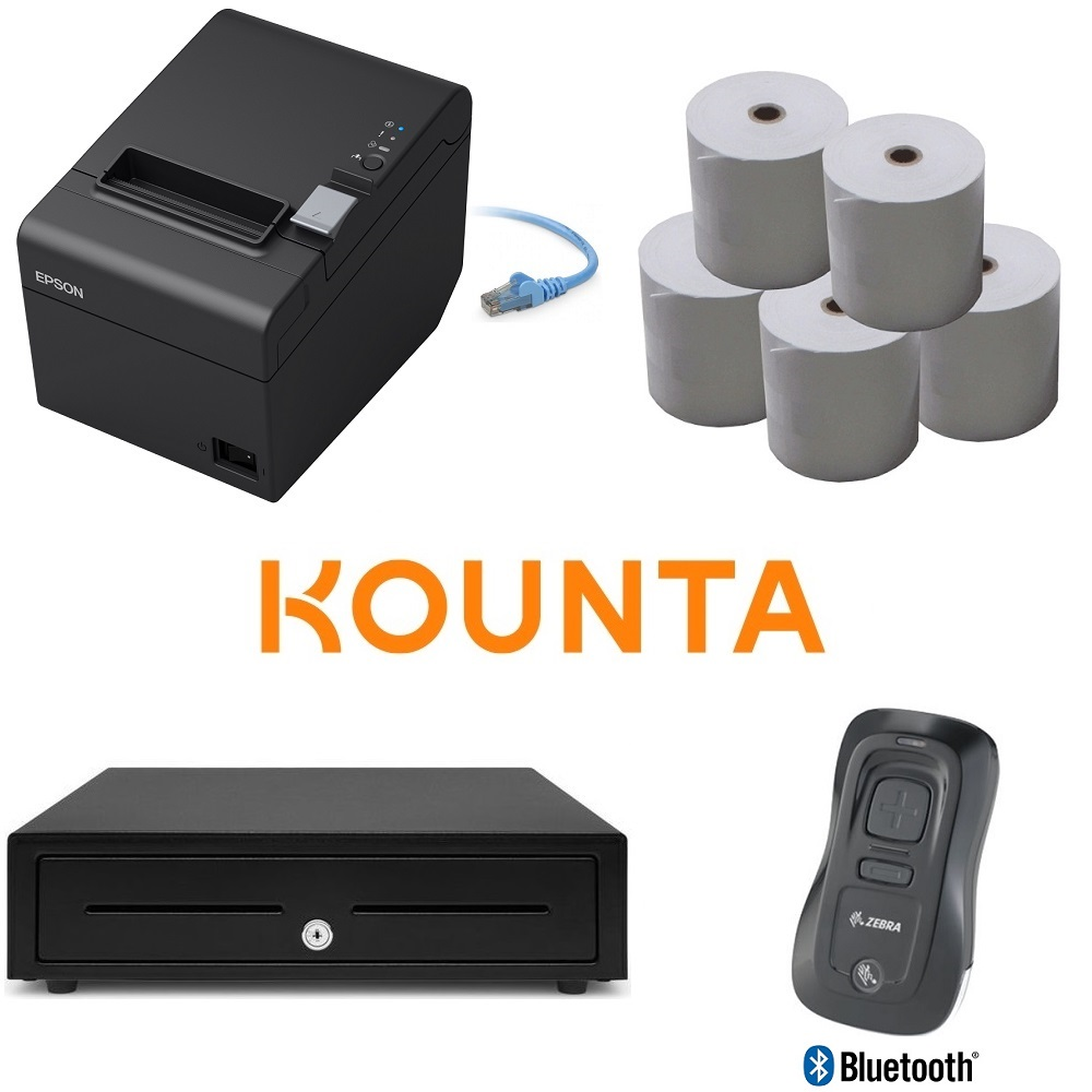 View Kounta POS Hardware Bundle #8