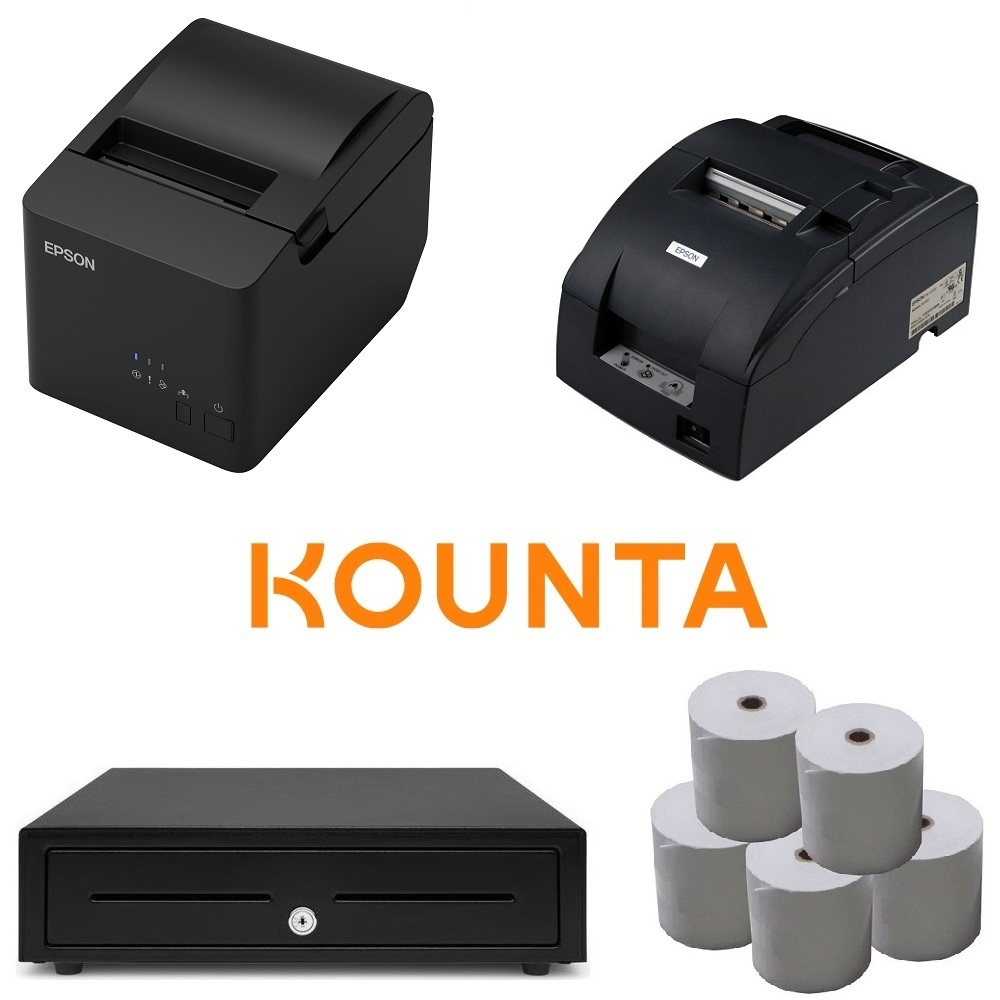 Kounta iPad Hardware Bundle #8