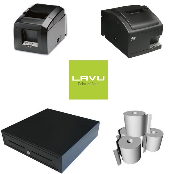 View Lavu Pos Hardware Bundle #1