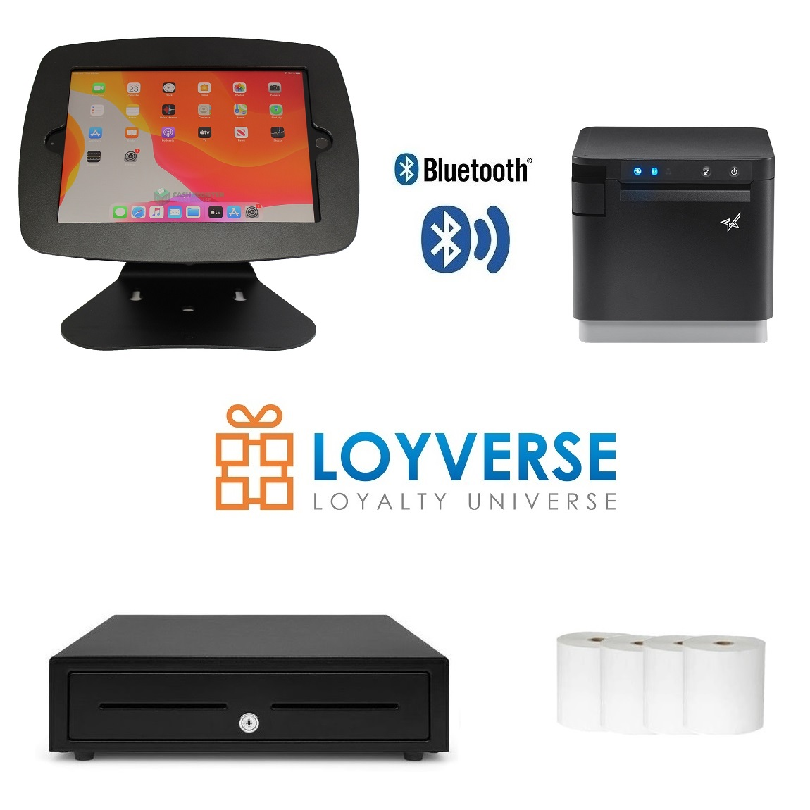 View Loyverse POS Hardware Bundle #10