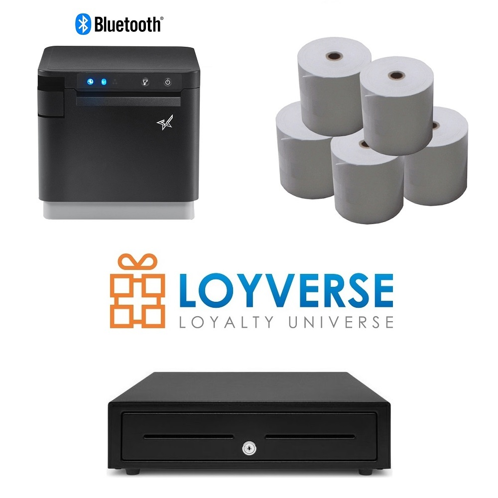 Loyverse POS Hardware Bundle #11