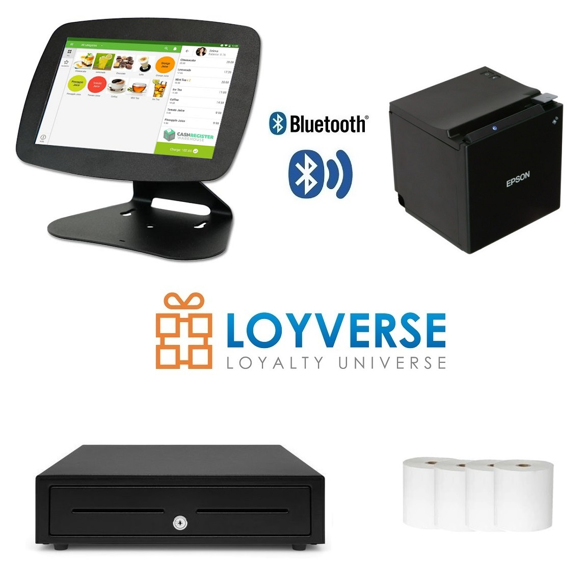 View Loyverse POS Hardware Bundle #13