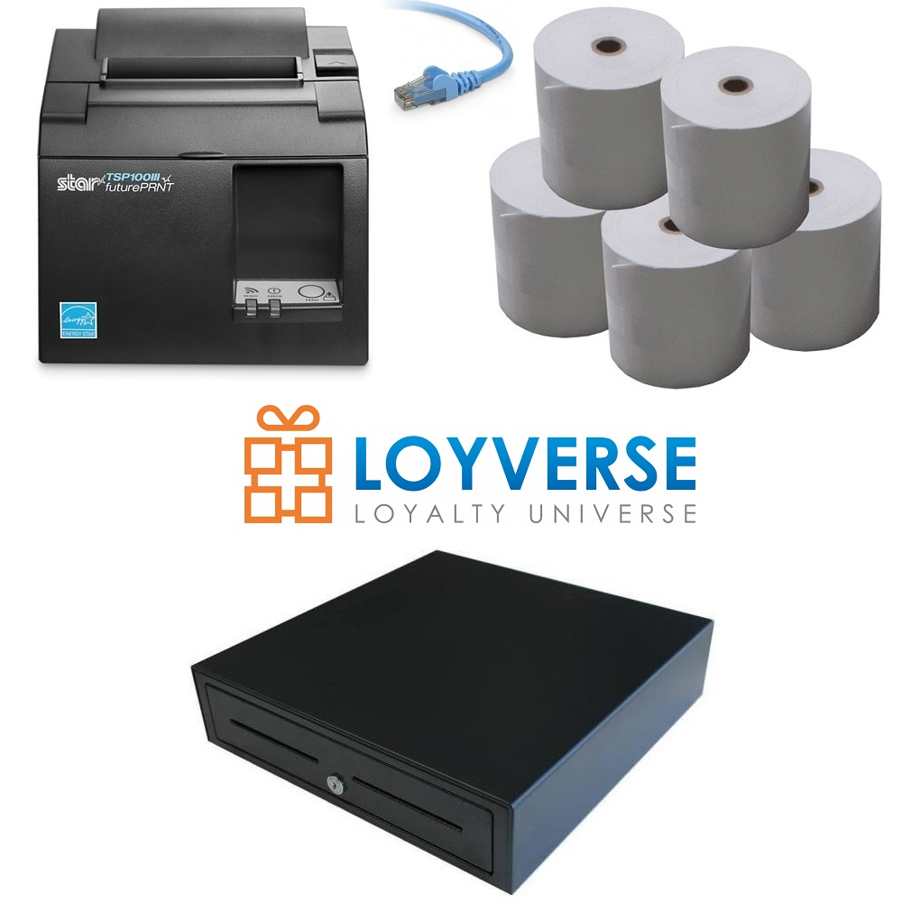Loyverse Pos Hardware Bundle #1