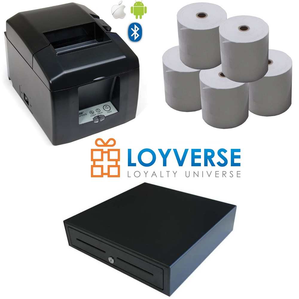 View Loyverse Pos Hardware Bundle #2