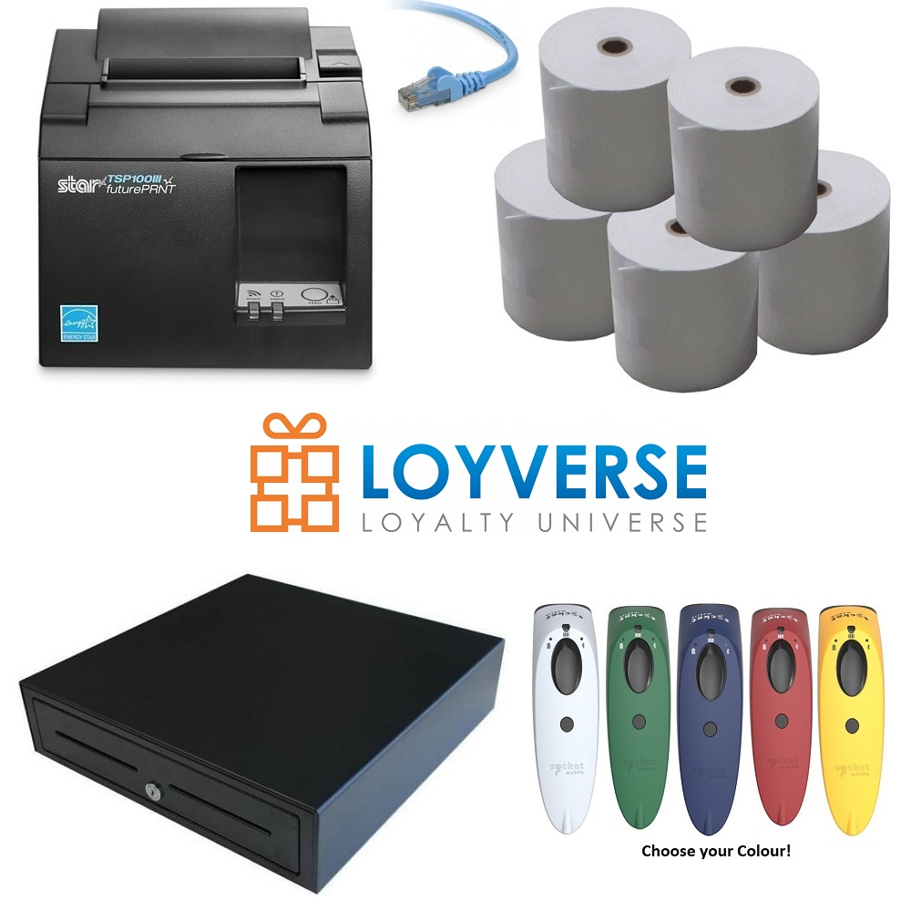 View Loyverse POS Hardware Bundle #3