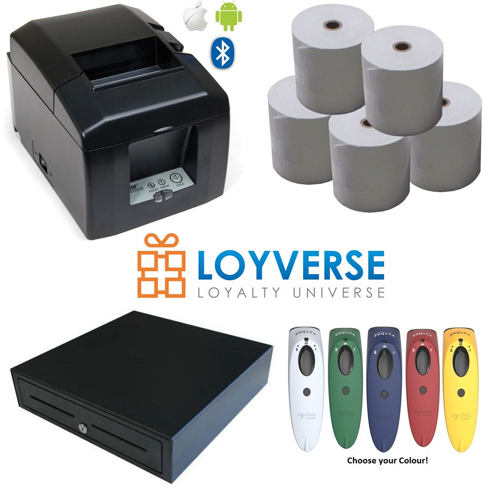 Loyverse Pos Hardware Bundle #4