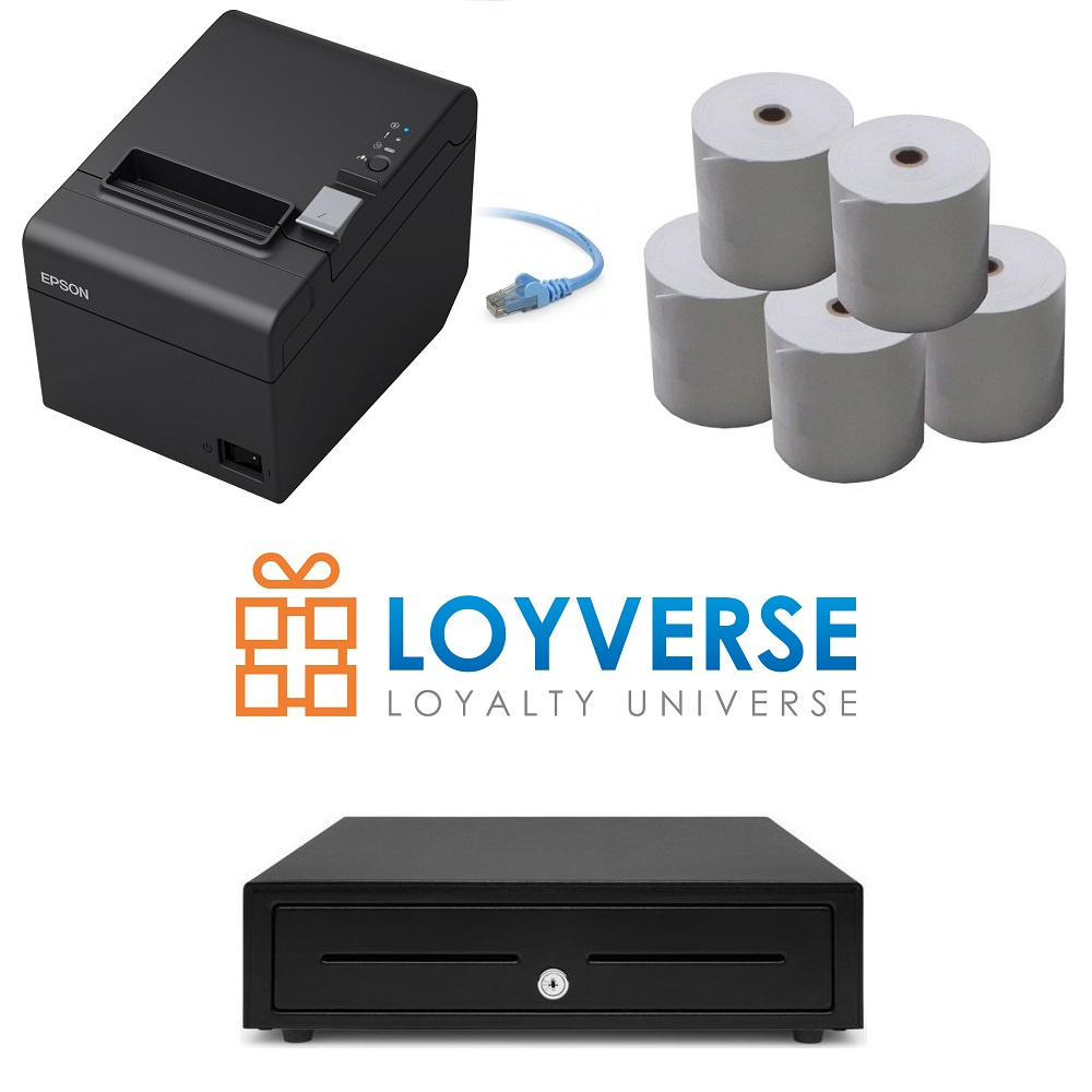 View Loyverse POS Hardware Bundle #5