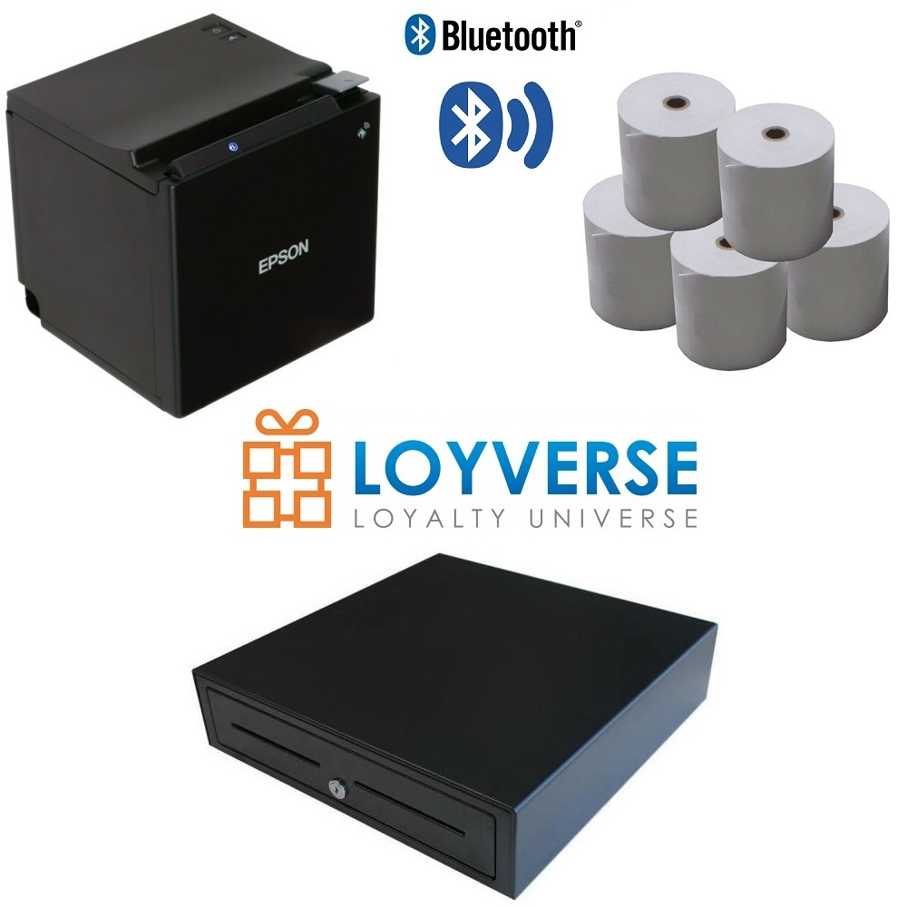 View Loyverse POS Hardware Bundle #7