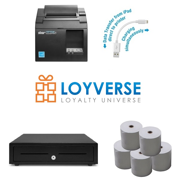 View Loyverse POS Hardware Bundle #8