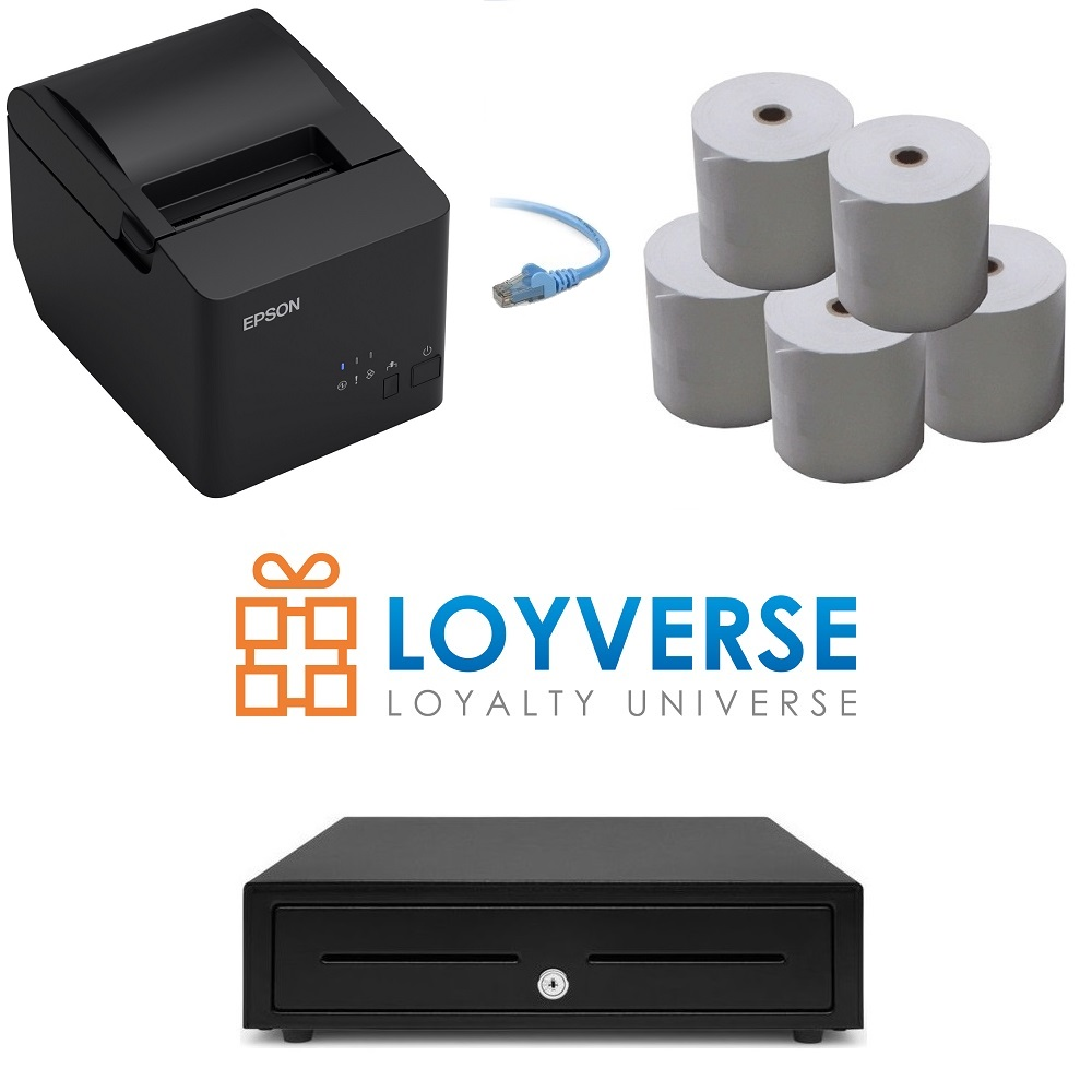 View Loyverse POS Hardware Bundle #9