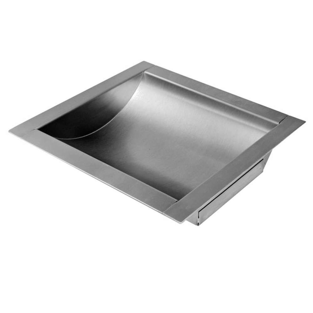 View Large Stainless Steel Deal Tray