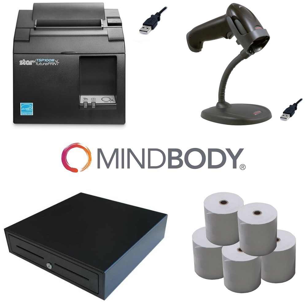 View MindBody POS Hardware Bundle 2
