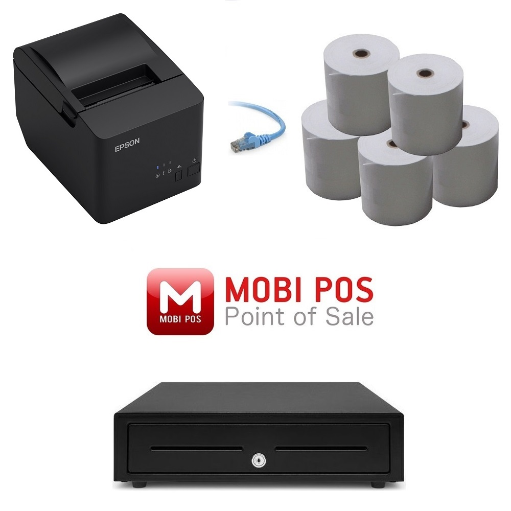 View MobiPOS Hardware Bundle #1