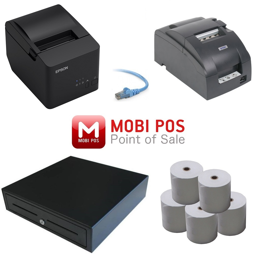 MobiPOS Hardware Bundle #2