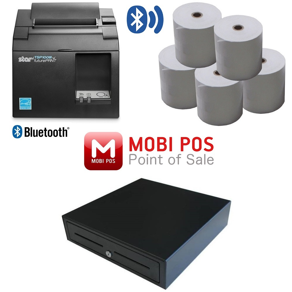 View Mobipos Hardware Bundle #6