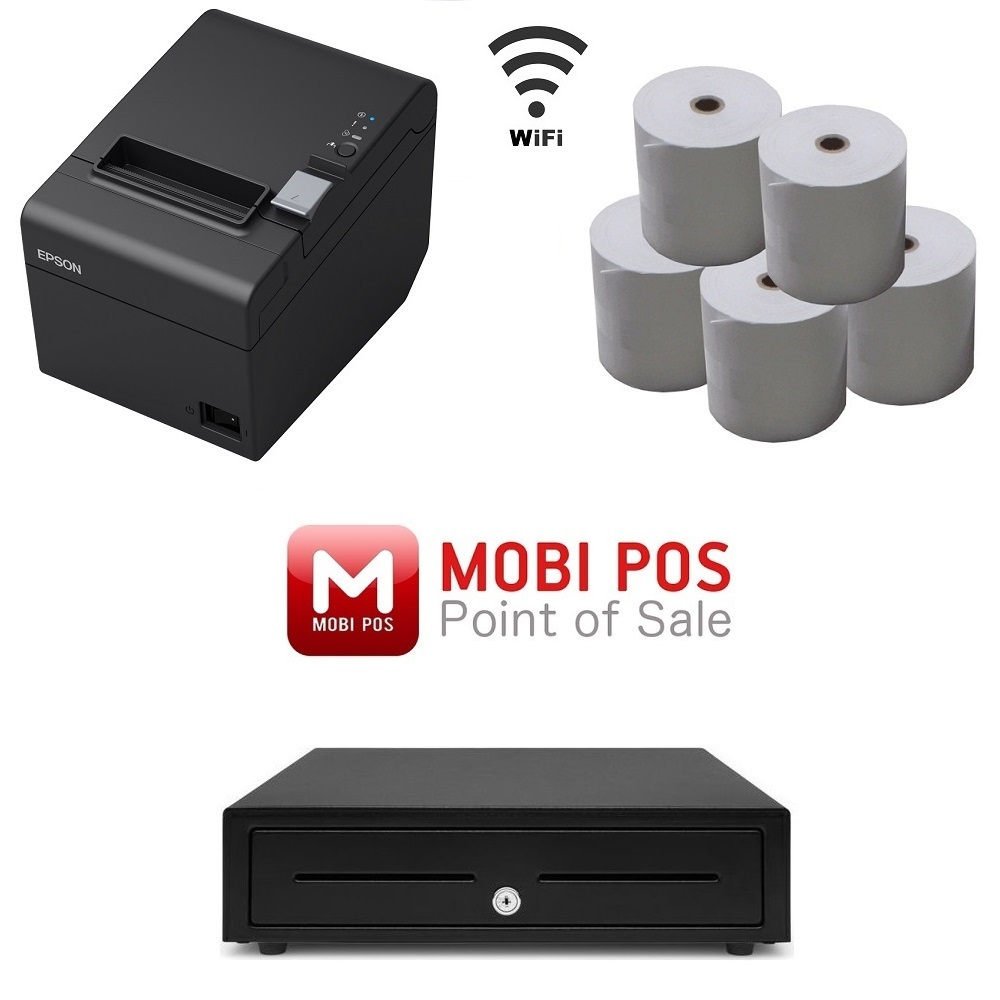 View MobiPOS Hardware Bundle #4