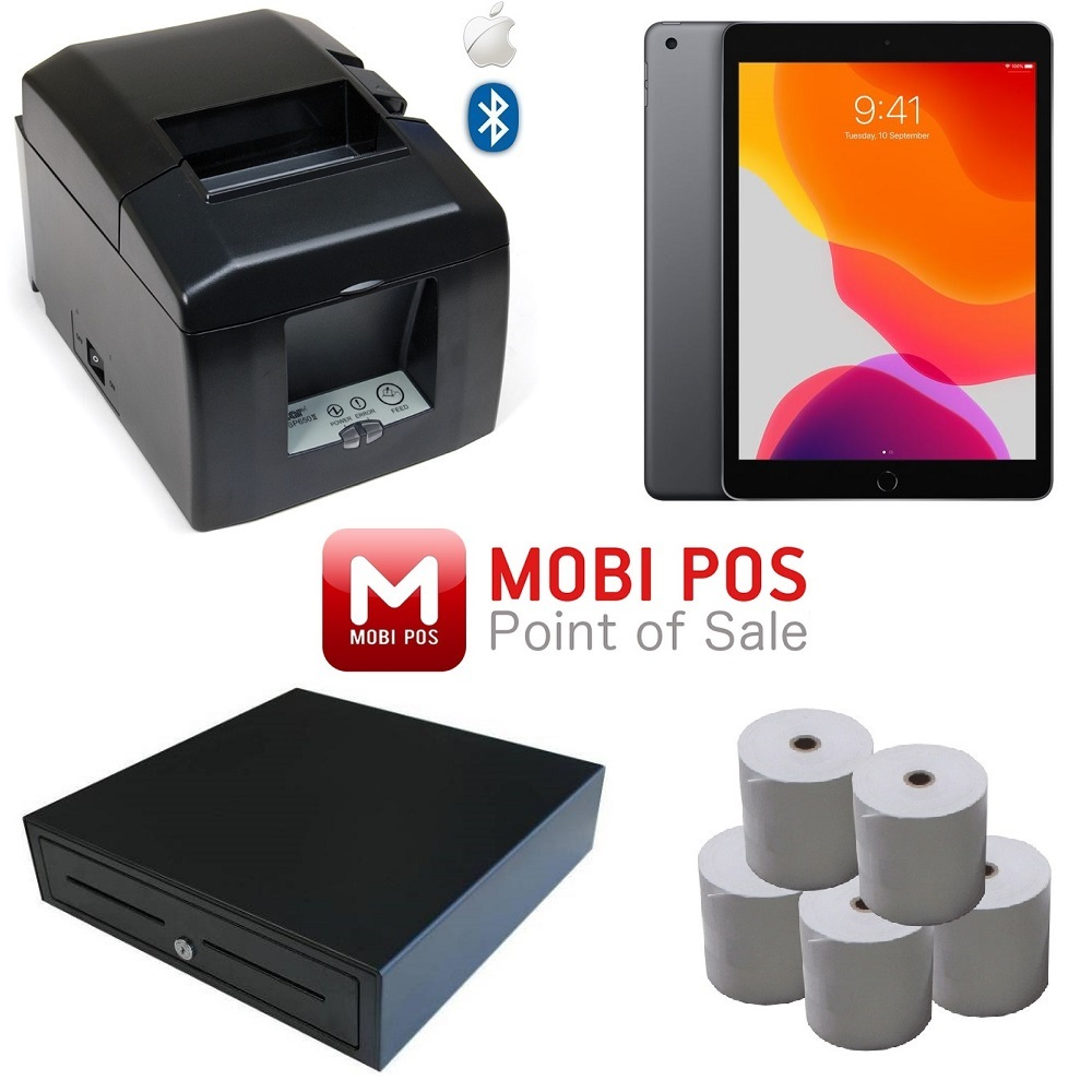 View Mobipos Hardware Bundle #8