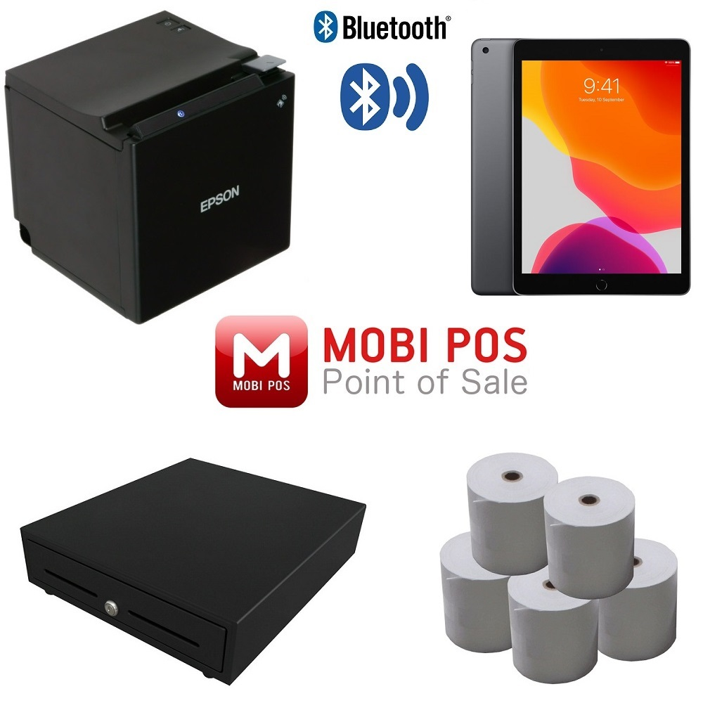 View MobiPOS Hardware Bundle #10