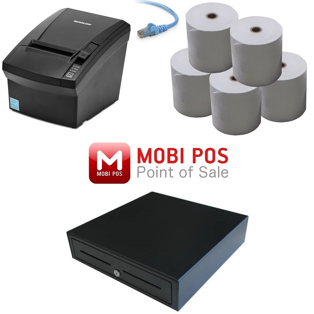 View MobiPOS Hardware Bundle #12