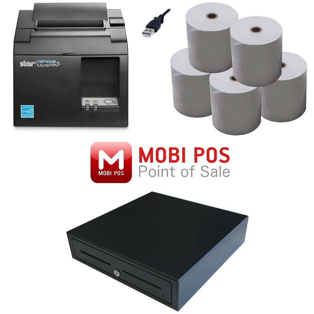 View MobiPOS Hardware Bundle #13