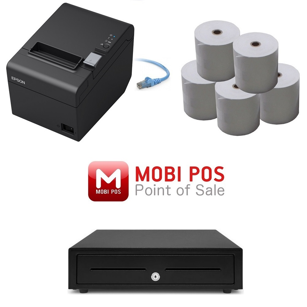 View MobiPOS Hardware Bundle #14