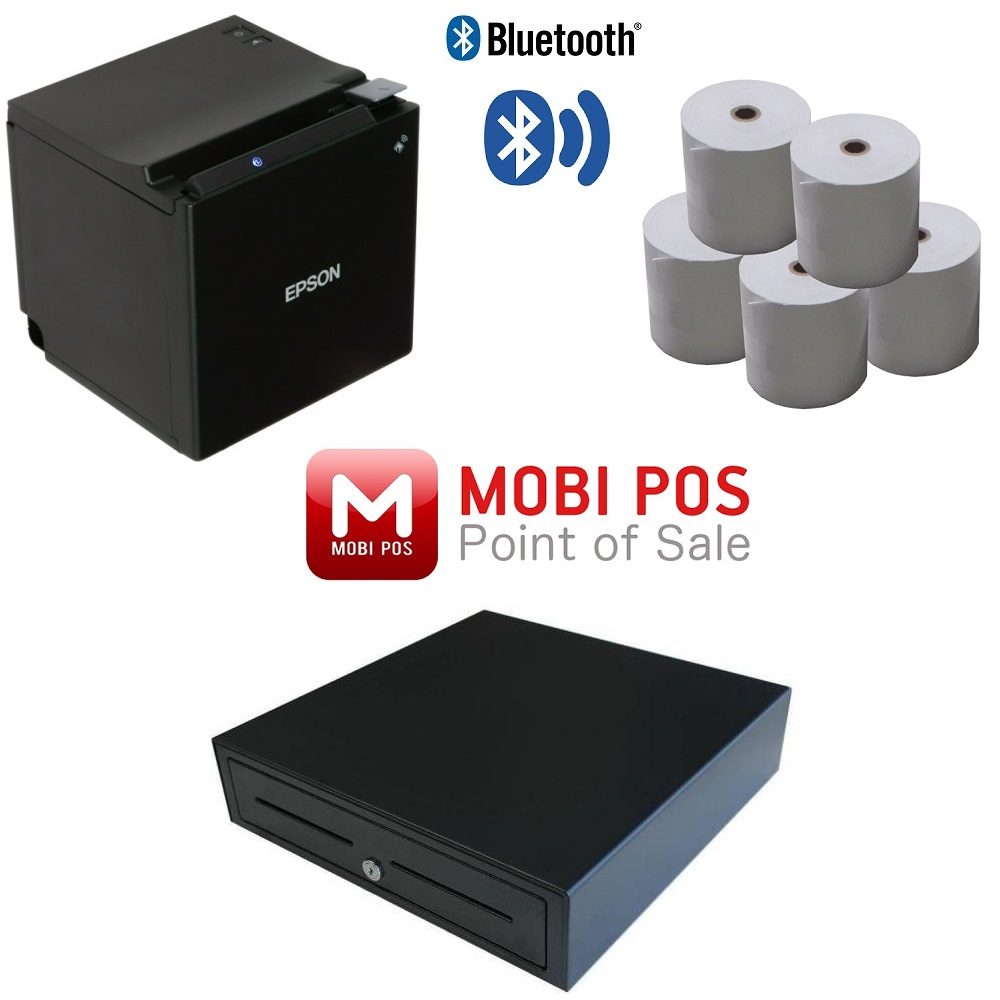 View Mobipos Hardware Bundle #9