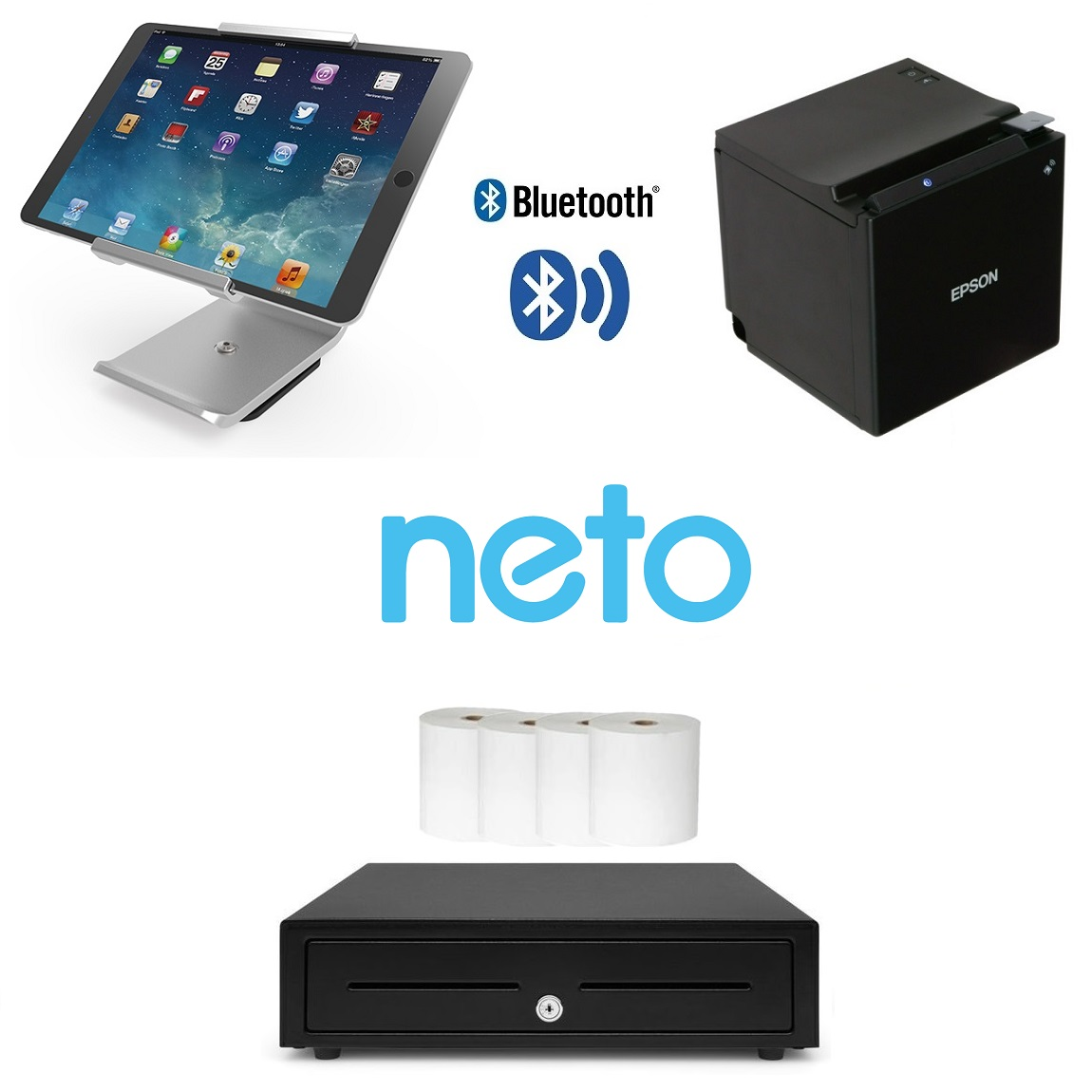 View Neto iPad POS Bundle