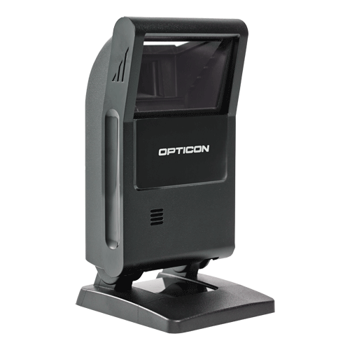 View Opticon Opm-10 2d Presentation Scanner Usb Black