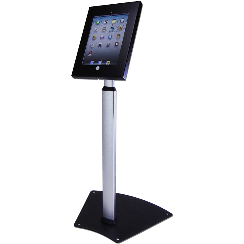 View Optima Tilt Ipad Floor Stand