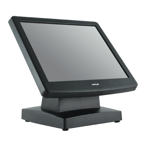 "View Posiflex 17"" Touch Screen Monitor Usb Interface"