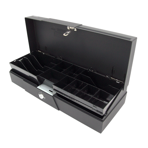 View Posiflex CR-2225 USB Fliptop Cash Drawer