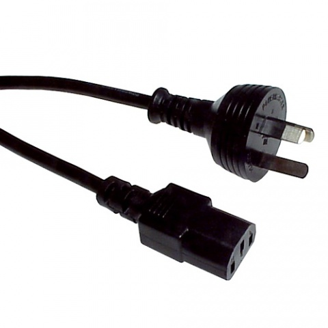 View Cable Iec Power Cord 10a/250v C-13 2m