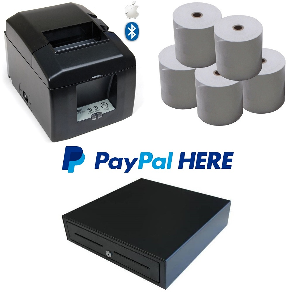 PayPal Here POS Hardware Bundle #2