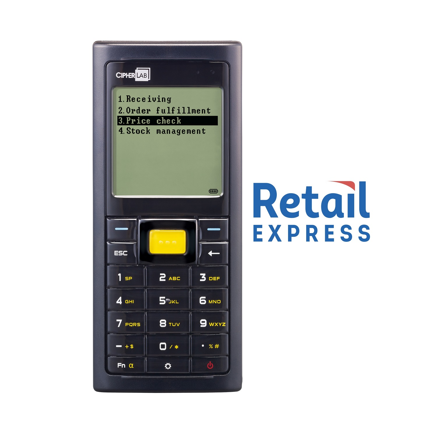 View Retail Express 8200 PDA Stocktake Scanner
