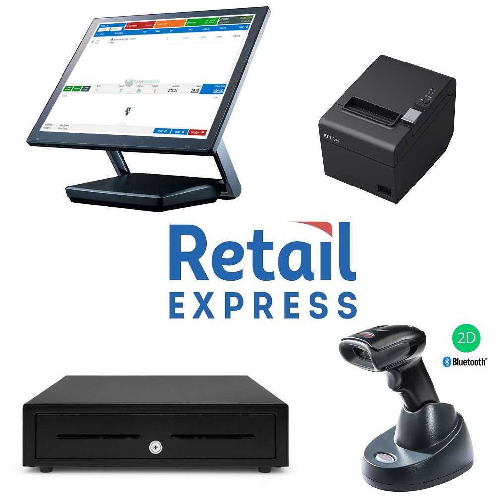 Retail Express POS Hardware Bundle #13