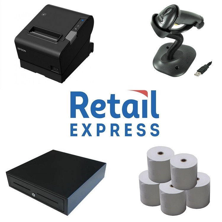 View Retail Express POS Hardware Bundle #2