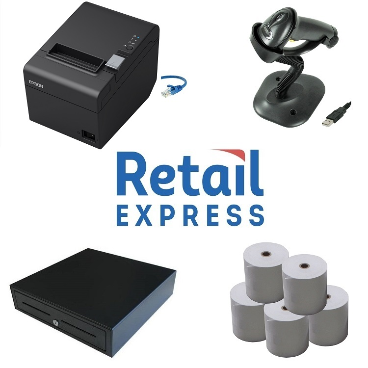 View Retail Express POS Hardware Bundle #3