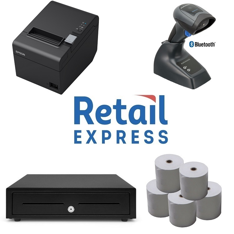 View Retail Express POS Hardware Bundle #5