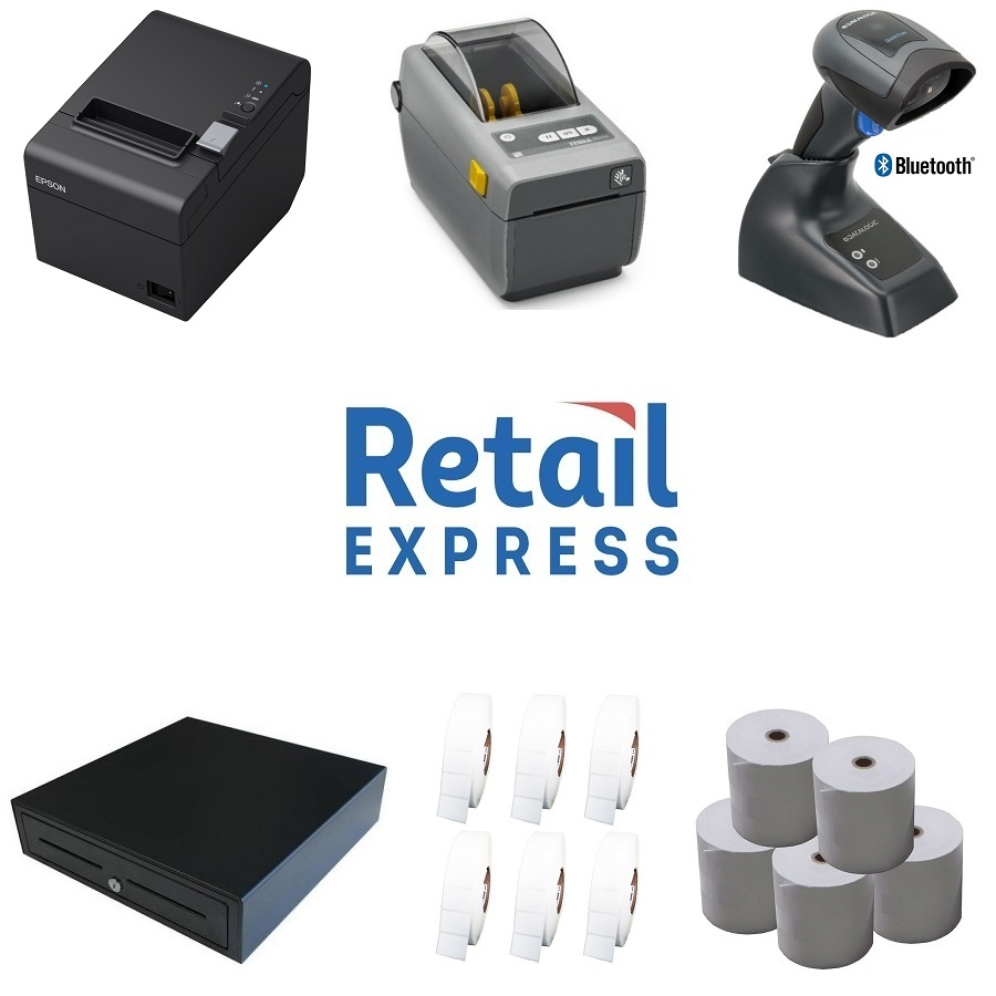 View Retail Express POS Hardware Bundle #6