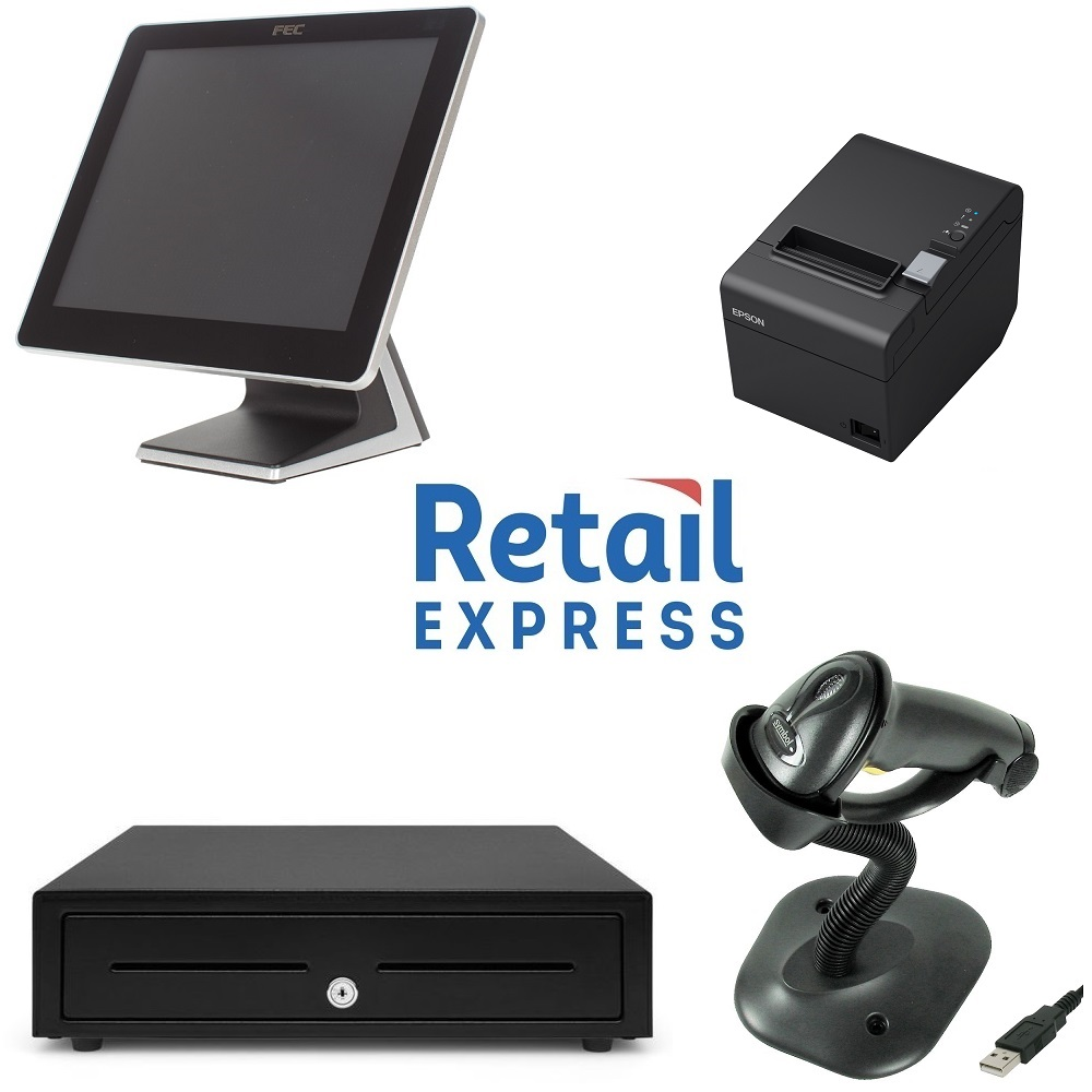 View Retail Express POS Hardware Bundle #7