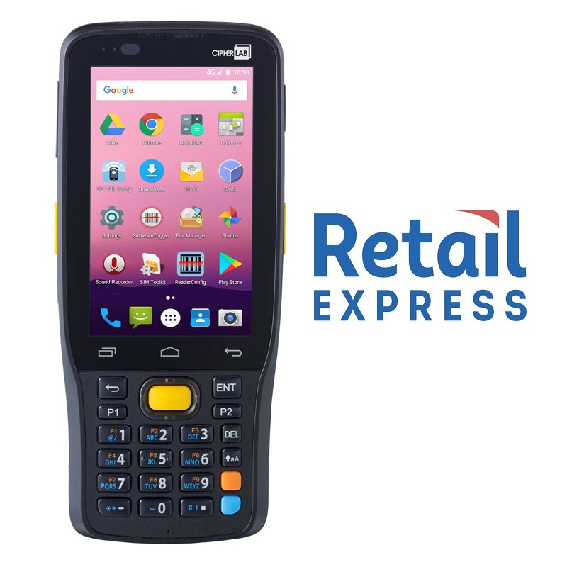 View Retail Express RK25 Stocktake Scanner
