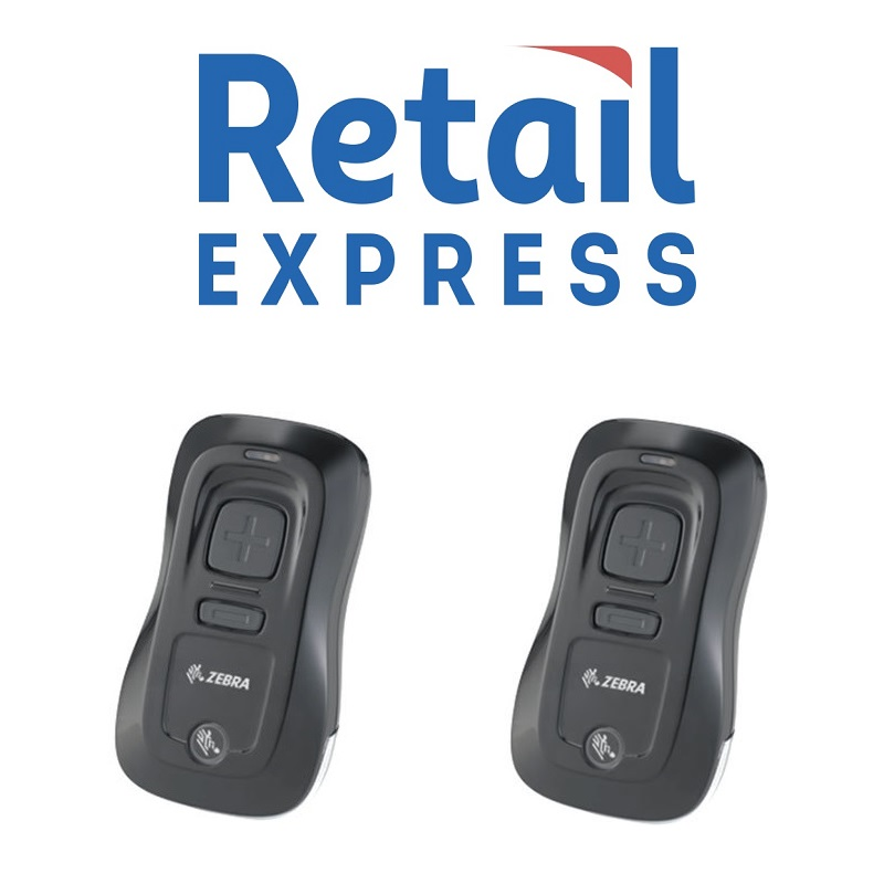 Retail Express Zebra CS-3070 Stocktake Scanner Promo