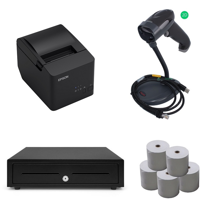 Retail POS Hardware Bundle #8