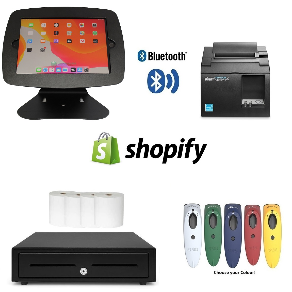 Shopify POS Hardware Bundle #12