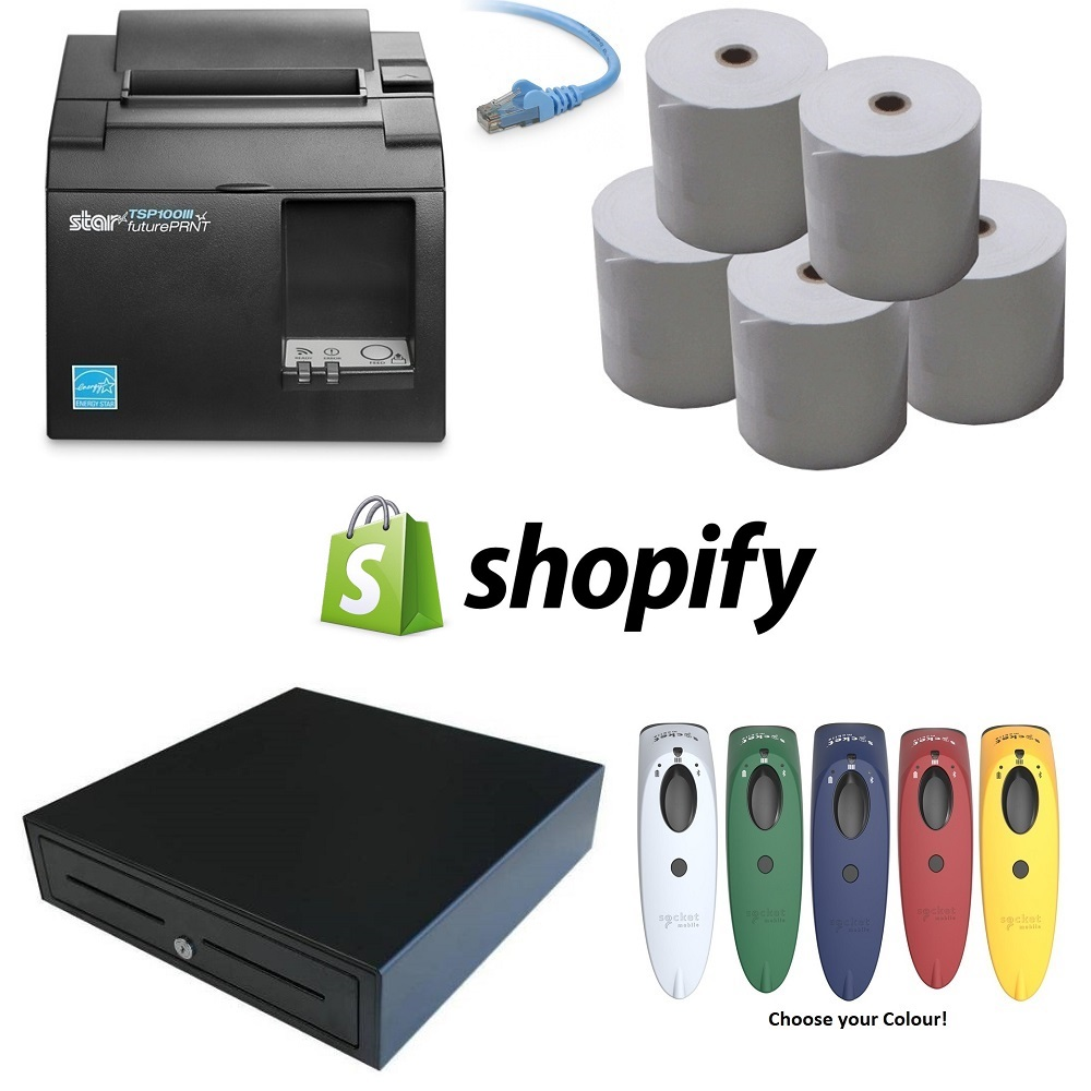View Shopify Pos Hardware Bundle #3